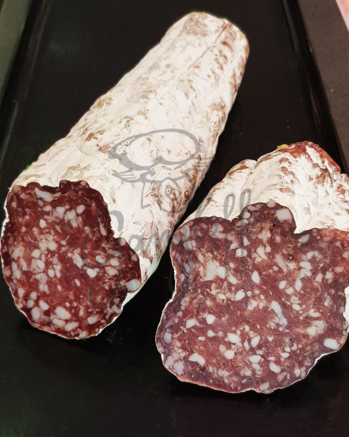 Salami rosette