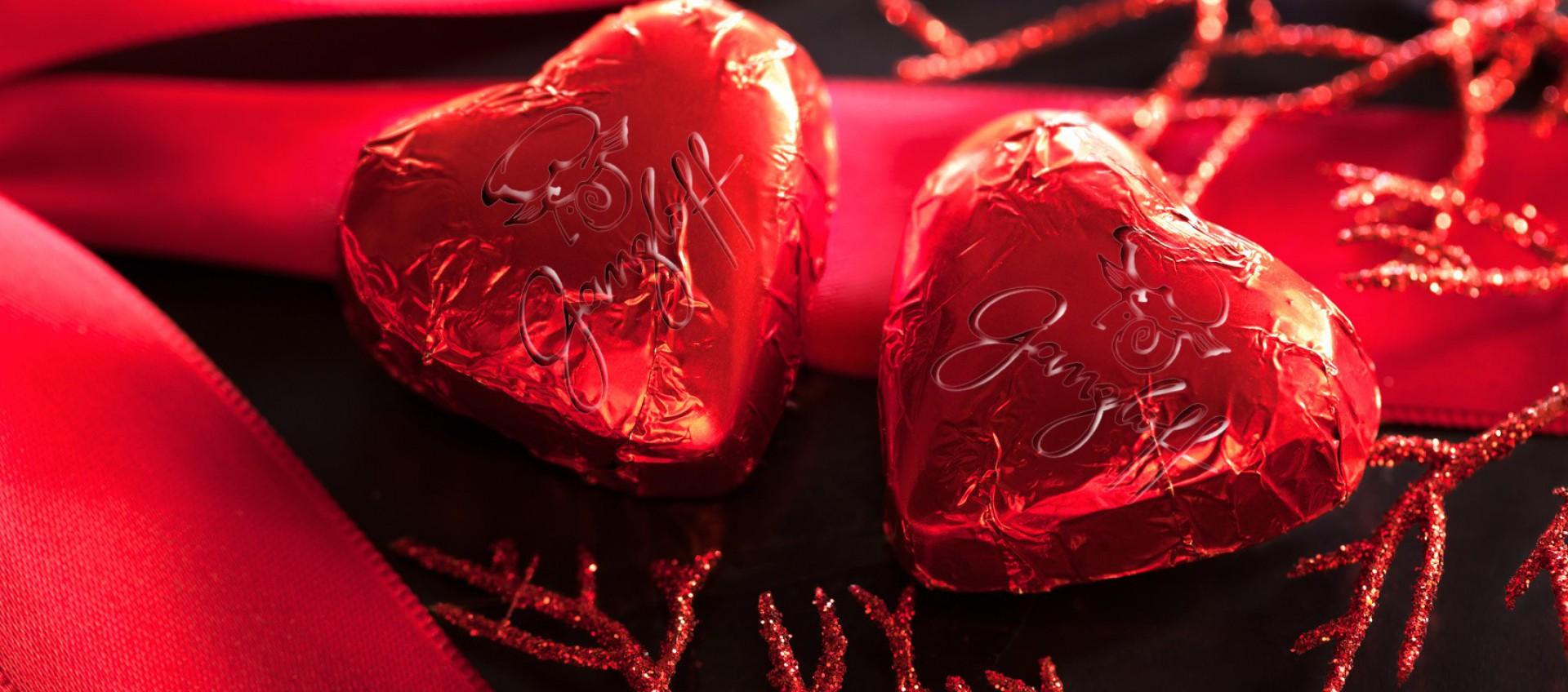 Découvrez notre menu de la St Valentin