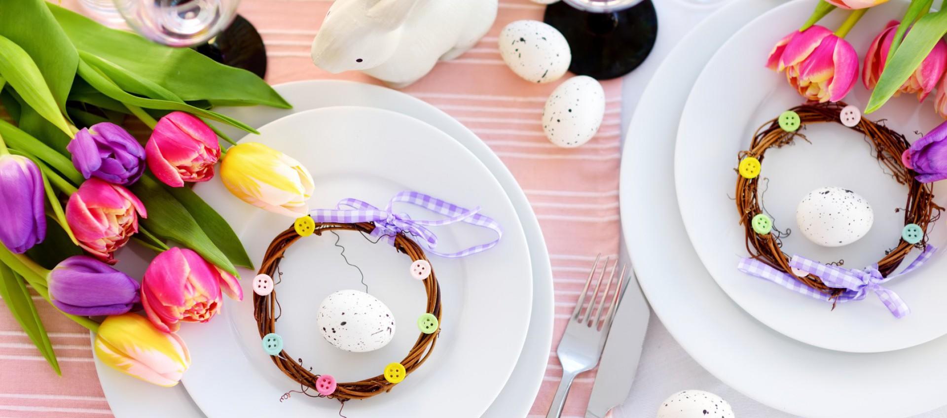 Téléchargez notre carte Gourmandises de Pâques